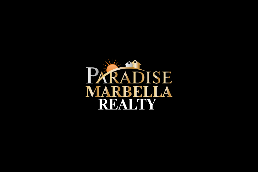 Logo Design by Private User - Entry No. 55 in the Logo Design Contest Captivating Logo Design for Paradise Marbella Realty.