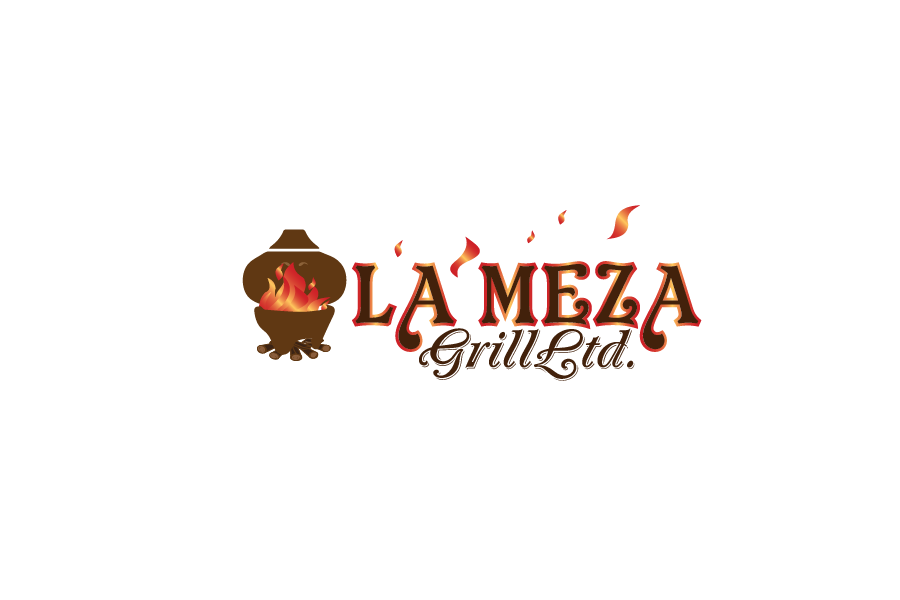 Logo Design by Private User - Entry No. 14 in the Logo Design Contest Inspiring Logo Design for La Meza Grill Ltd..