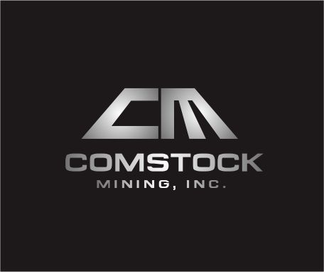 Logo Design by ronny - Entry No. 61 in the Logo Design Contest Captivating Logo Design for Comstock Mining, Inc..