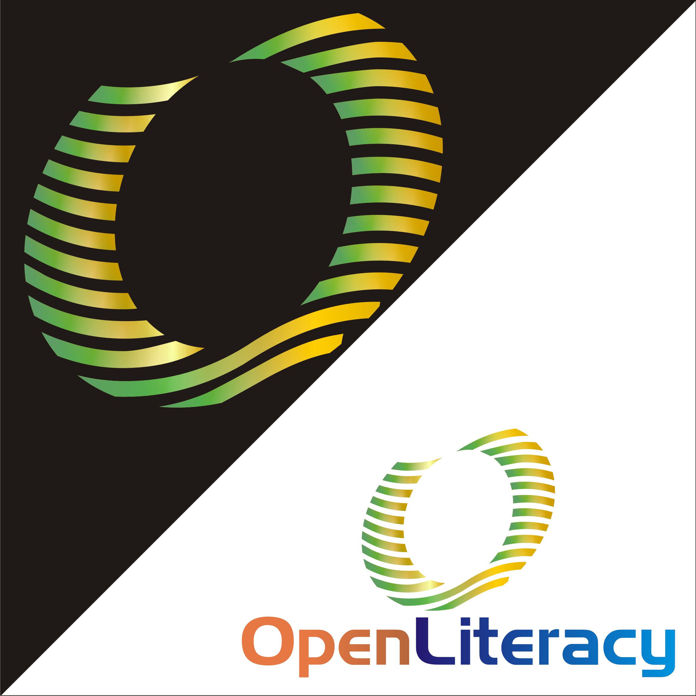 Logo Design by Private User - Entry No. 72 in the Logo Design Contest Inspiring Logo Design for OpenLiteracy.