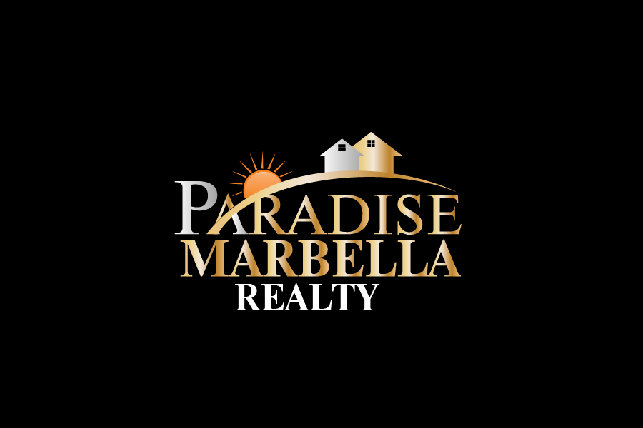 Logo Design by Private User - Entry No. 56 in the Logo Design Contest Captivating Logo Design for Paradise Marbella Realty.