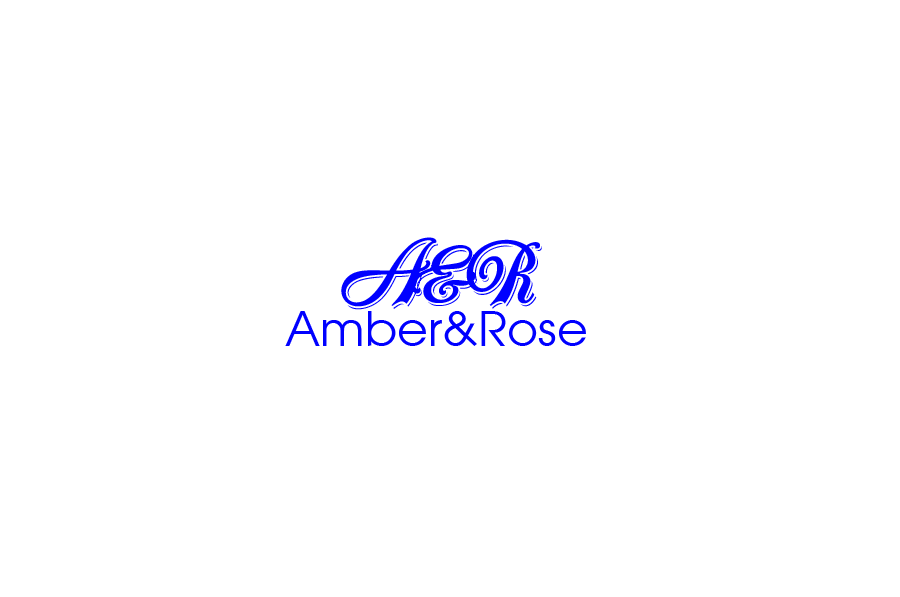 Logo Design by Private User - Entry No. 3 in the Logo Design Contest Creative Logo Design for Amber & Rose.
