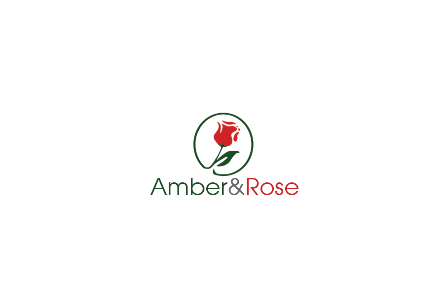 Logo Design by Private User - Entry No. 4 in the Logo Design Contest Creative Logo Design for Amber & Rose.