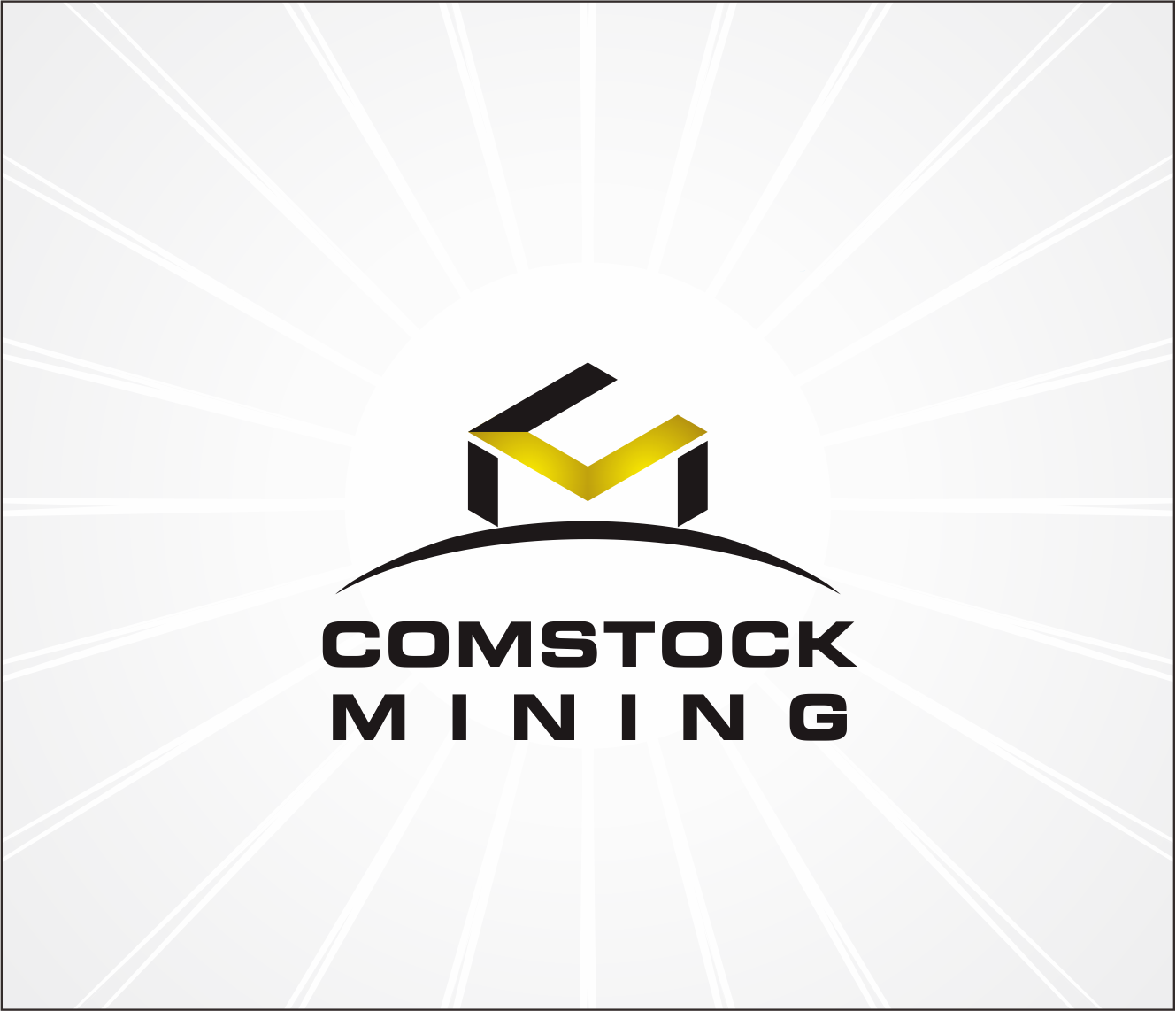 Logo Design by Armada Jamaluddin - Entry No. 63 in the Logo Design Contest Captivating Logo Design for Comstock Mining, Inc..