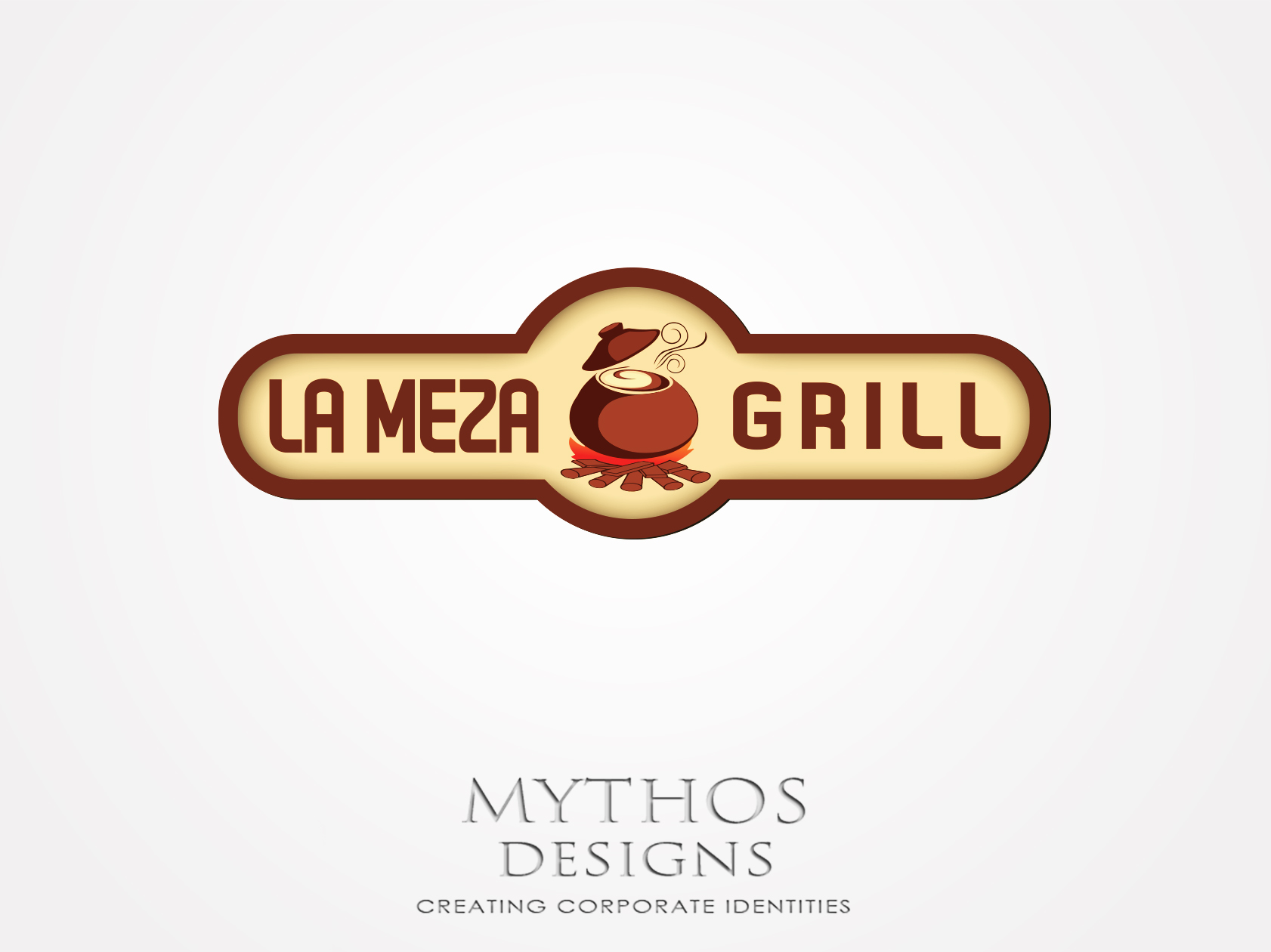 Logo design contests inspiring for la meza