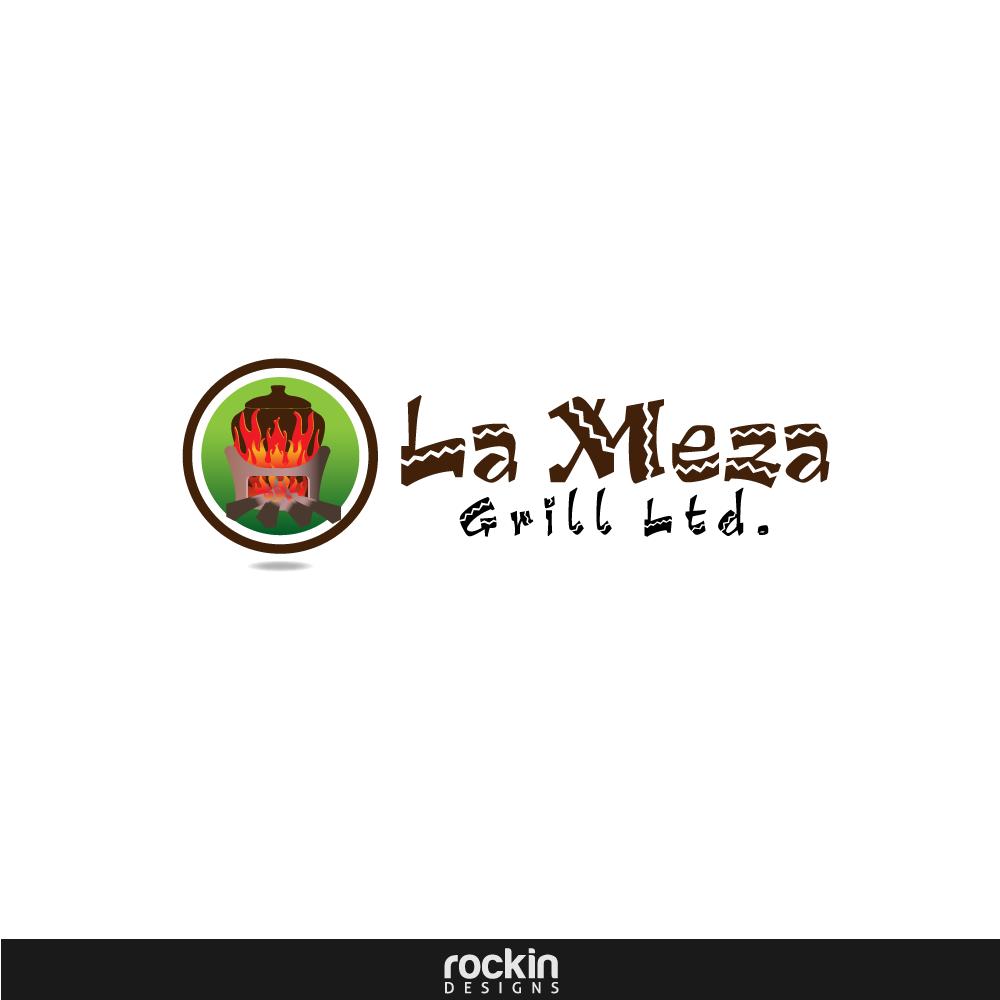 Logo Design by rockin - Entry No. 20 in the Logo Design Contest Inspiring Logo Design for La Meza Grill Ltd..