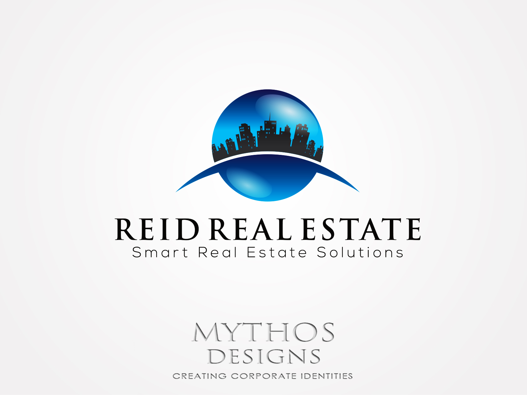 Logo Design by Mythos Designs - Entry No. 23 in the Logo Design Contest Artistic Logo Design for Hadden Properties.