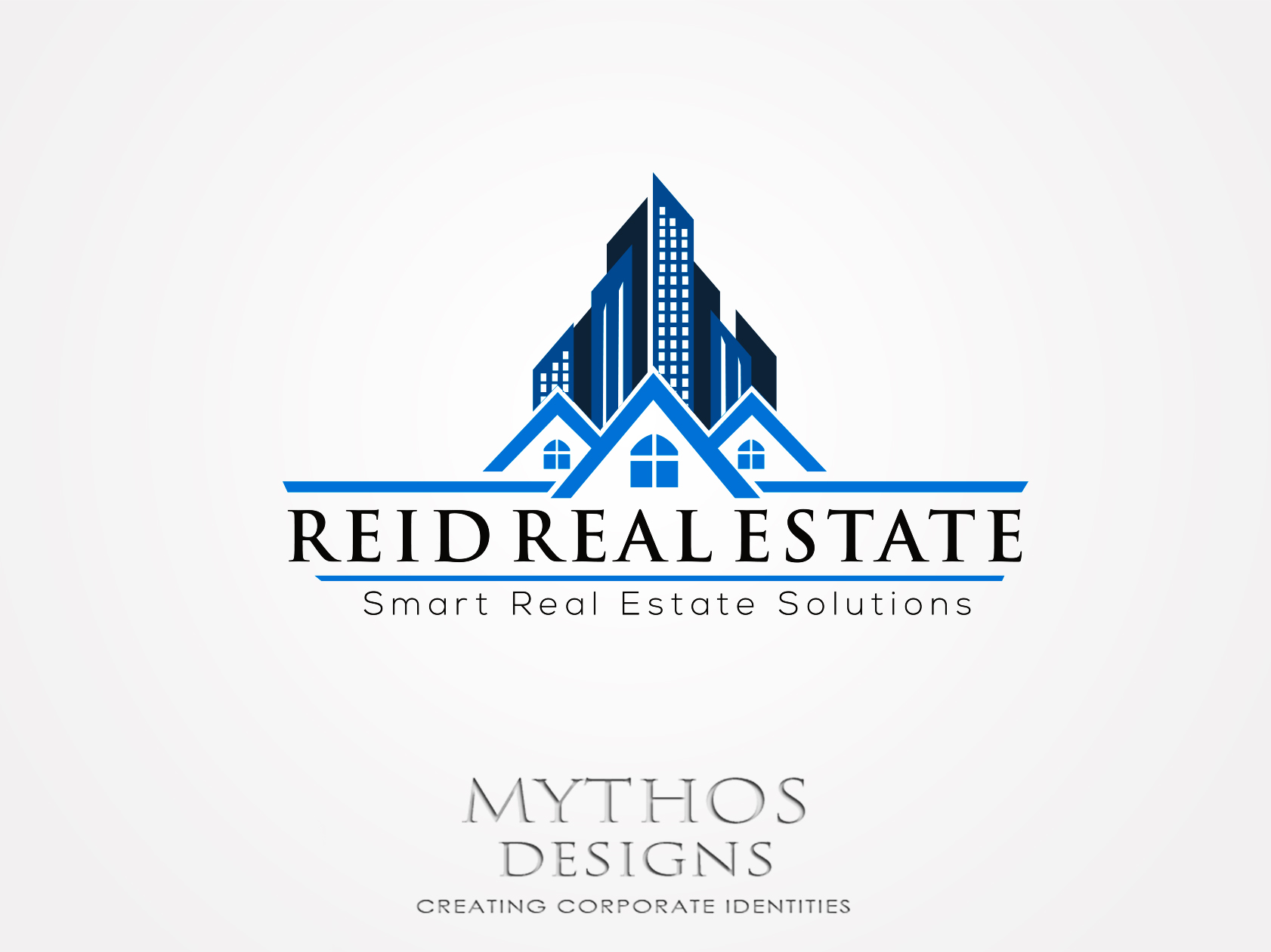 Logo Design by Mythos Designs - Entry No. 28 in the Logo Design Contest Artistic Logo Design for Hadden Properties.