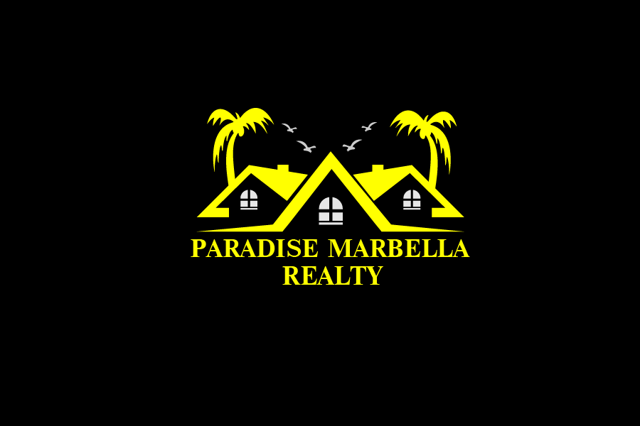 Logo Design by Private User - Entry No. 60 in the Logo Design Contest Captivating Logo Design for Paradise Marbella Realty.