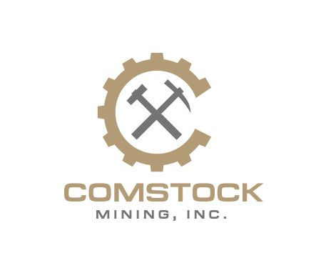 Logo Design by ronny - Entry No. 74 in the Logo Design Contest Captivating Logo Design for Comstock Mining, Inc..