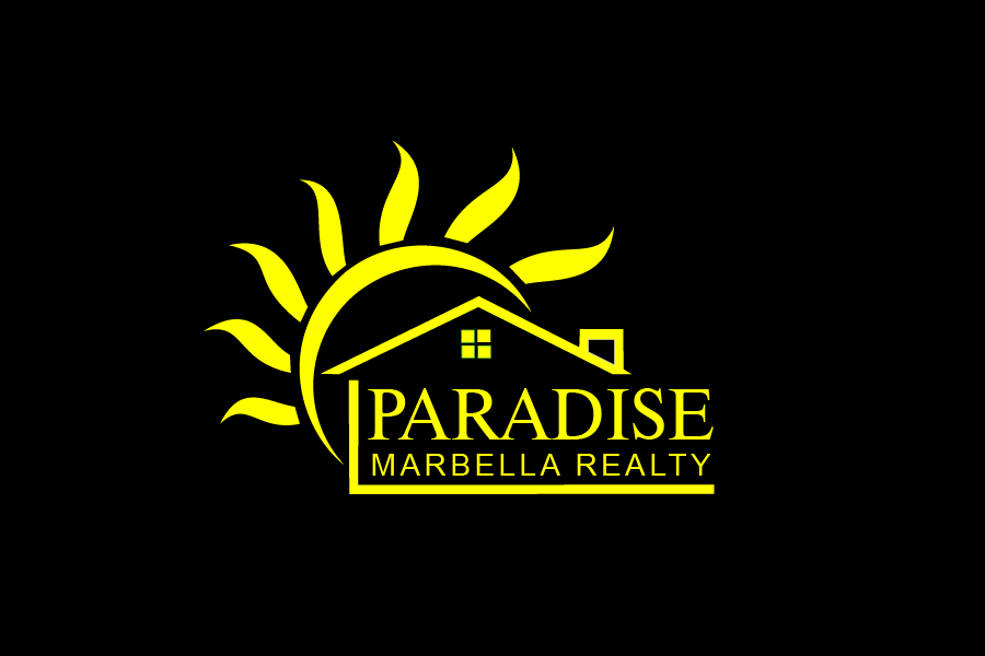 Logo Design by Private User - Entry No. 61 in the Logo Design Contest Captivating Logo Design for Paradise Marbella Realty.
