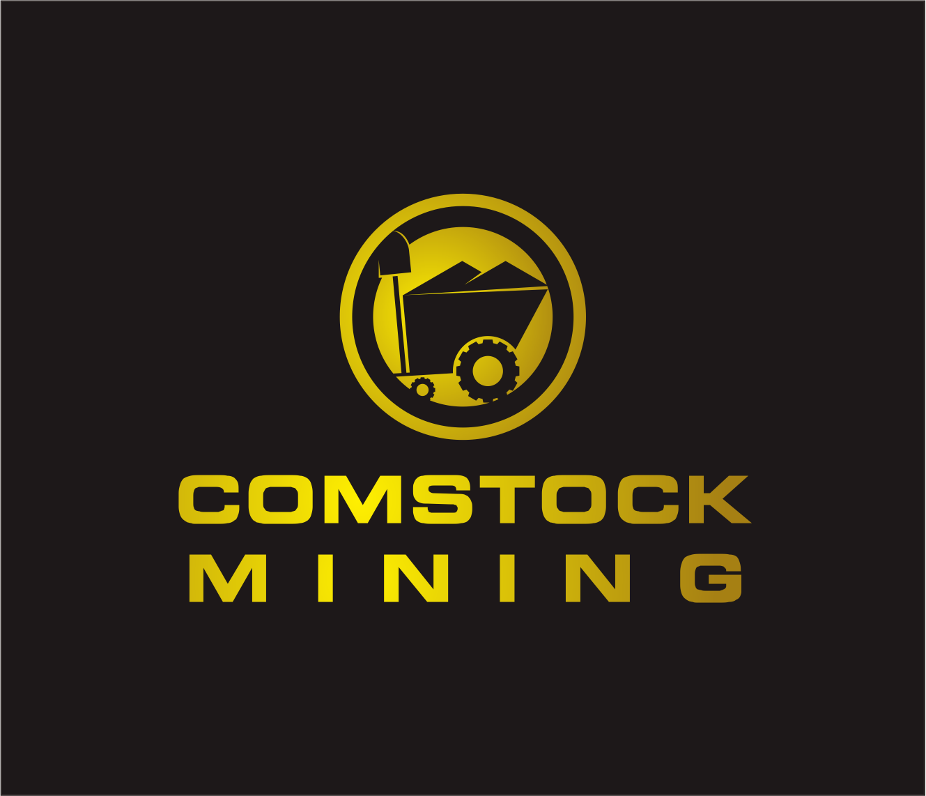Logo Design by Armada Jamaluddin - Entry No. 76 in the Logo Design Contest Captivating Logo Design for Comstock Mining, Inc..