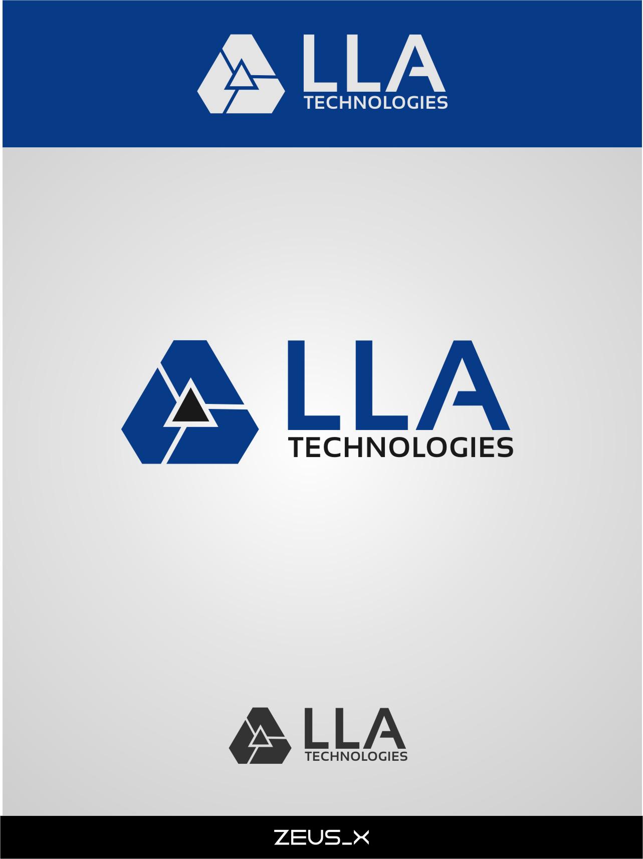 Logo Design by RasYa Muhammad Athaya - Entry No. 77 in the Logo Design Contest Inspiring Logo Design for LLA Technologies Inc..
