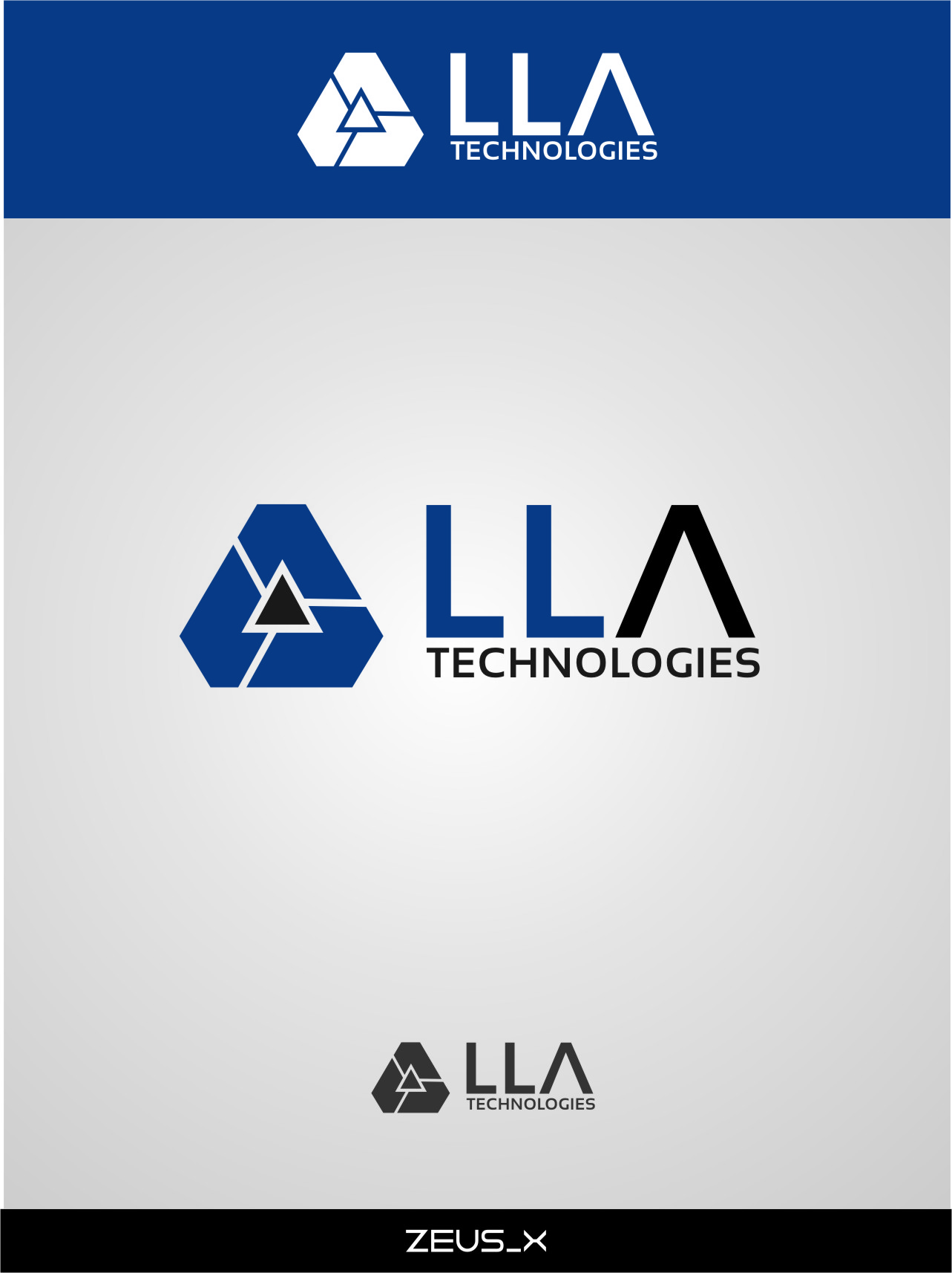 Logo Design by Ngepet_art - Entry No. 80 in the Logo Design Contest Inspiring Logo Design for LLA Technologies Inc..