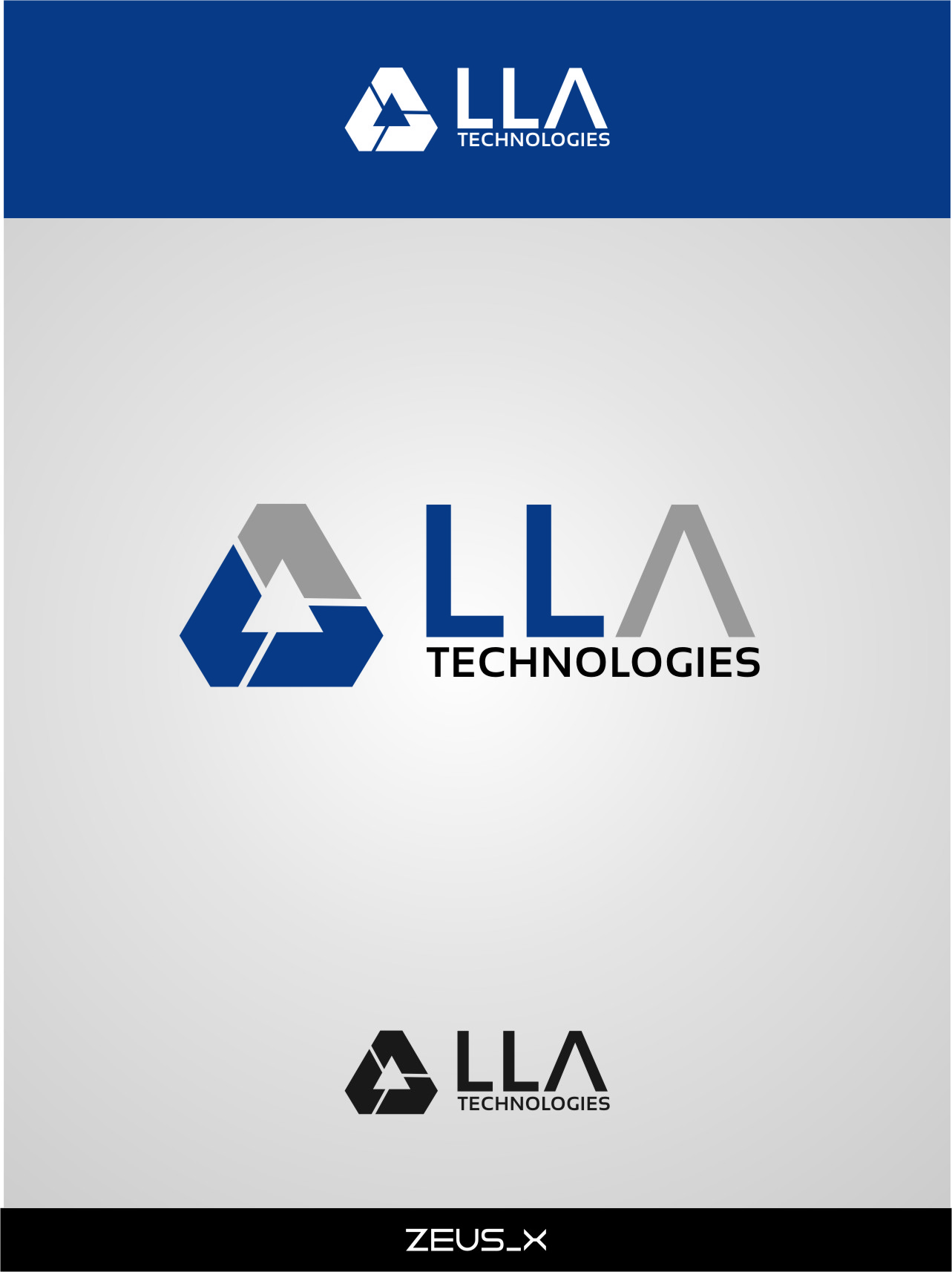 Logo Design by RoSyid Rono-Rene On Java - Entry No. 81 in the Logo Design Contest Inspiring Logo Design for LLA Technologies Inc..
