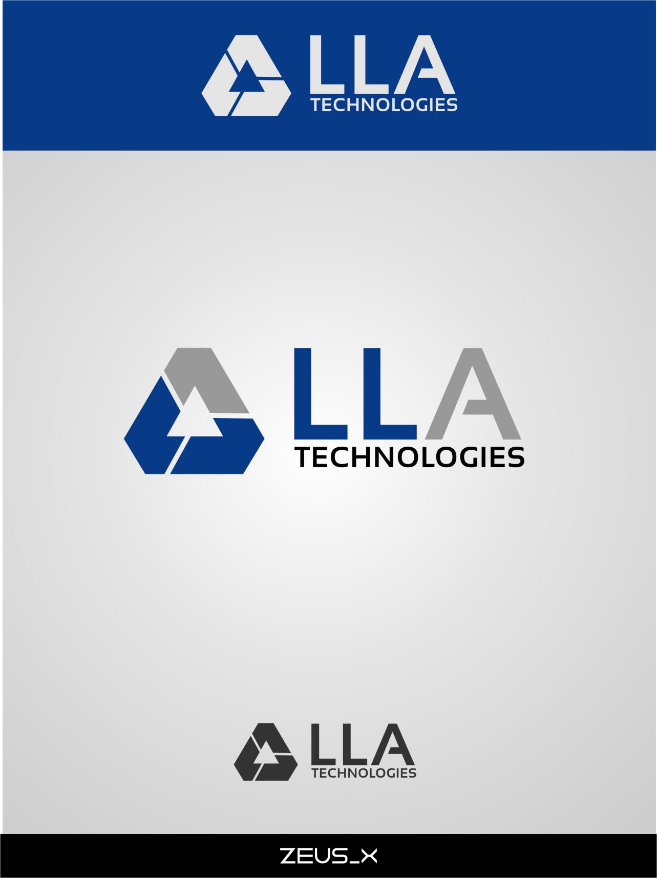 Logo Design by RasYa Muhammad Athaya - Entry No. 82 in the Logo Design Contest Inspiring Logo Design for LLA Technologies Inc..