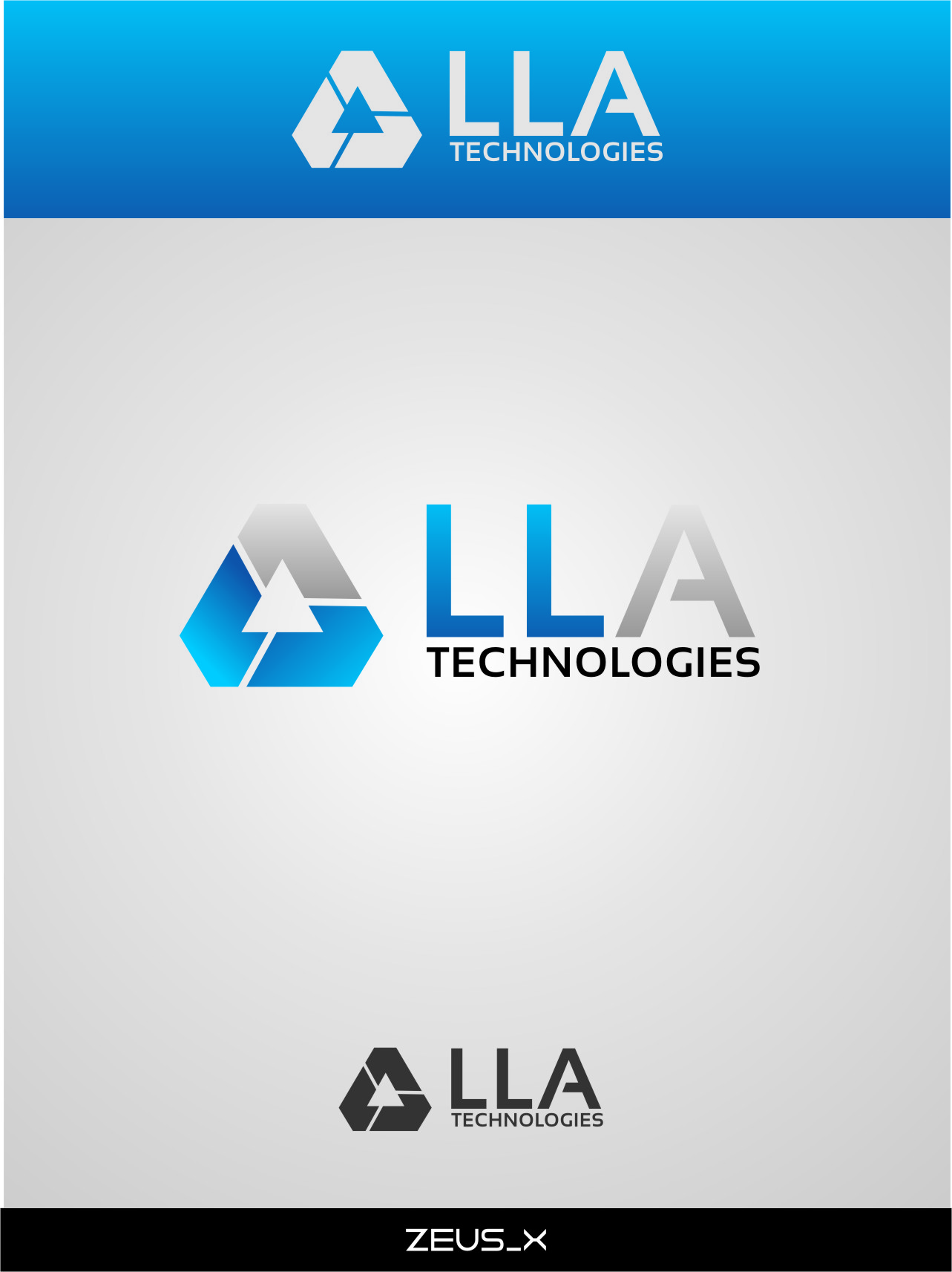 Logo Design by Ngepet_art - Entry No. 83 in the Logo Design Contest Inspiring Logo Design for LLA Technologies Inc..