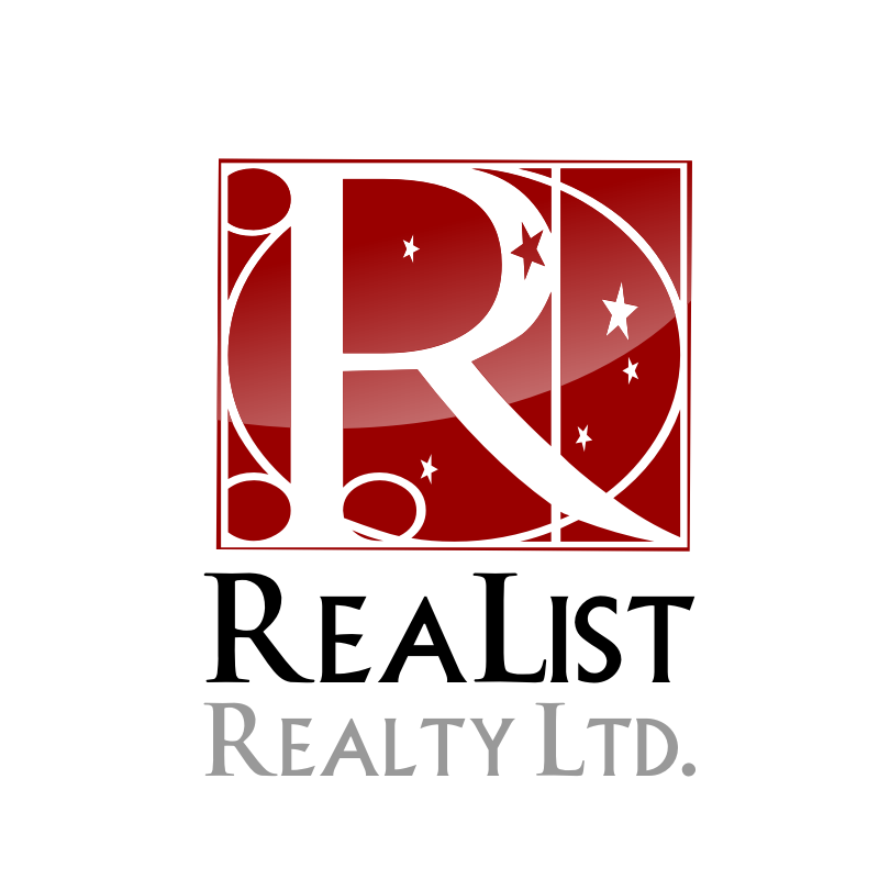 Logo Design by Rudy - Entry No. 31 in the Logo Design Contest ReaList Realty International Ltd..