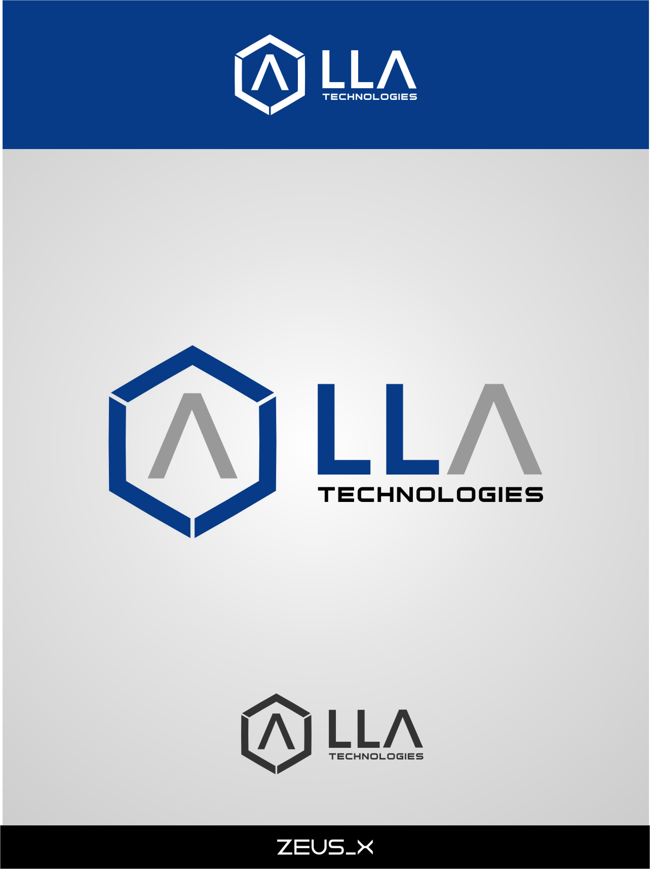 Logo Design by Ngepet_art - Entry No. 86 in the Logo Design Contest Inspiring Logo Design for LLA Technologies Inc..
