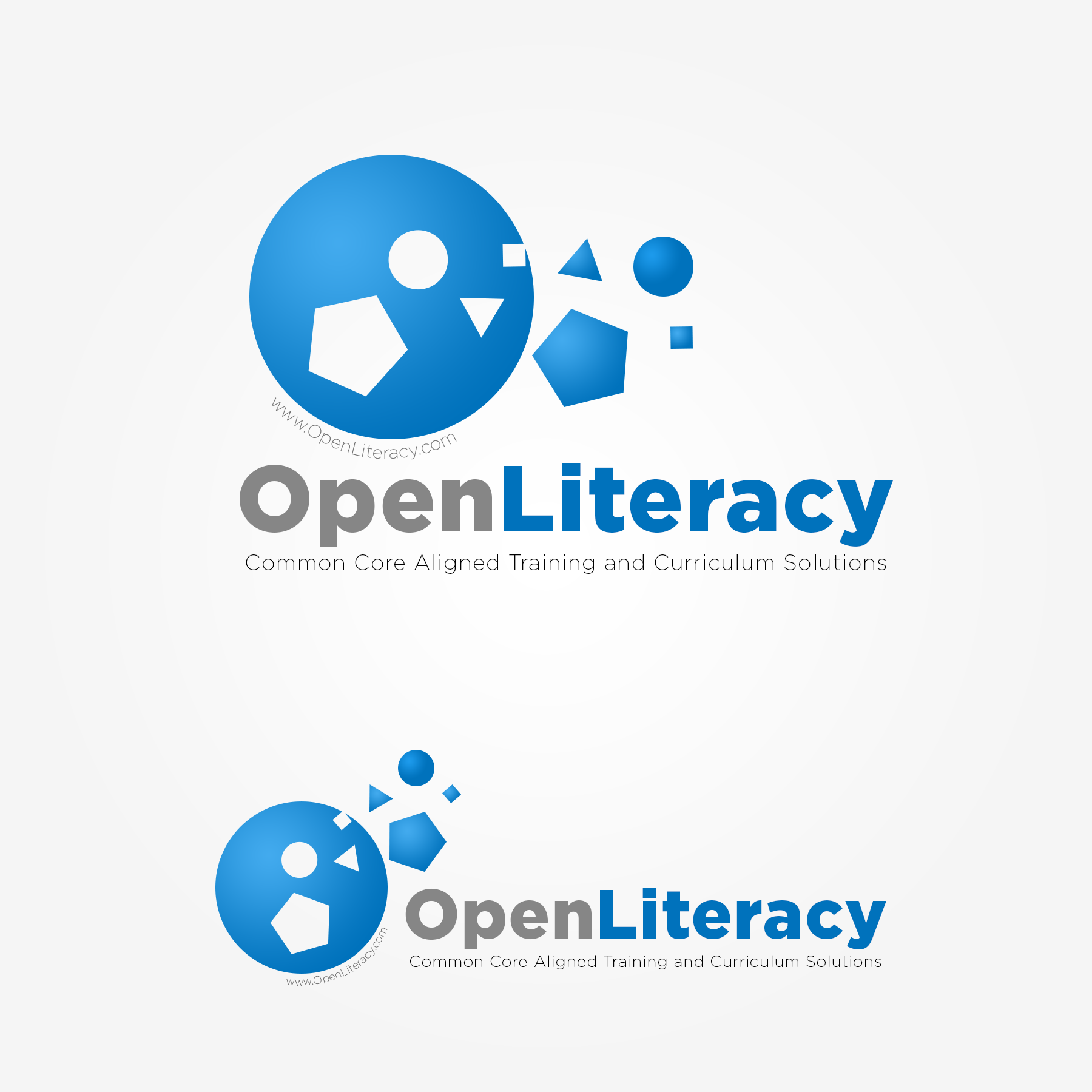 Logo Design by Lemuel Arvin Tanzo - Entry No. 75 in the Logo Design Contest Inspiring Logo Design for OpenLiteracy.