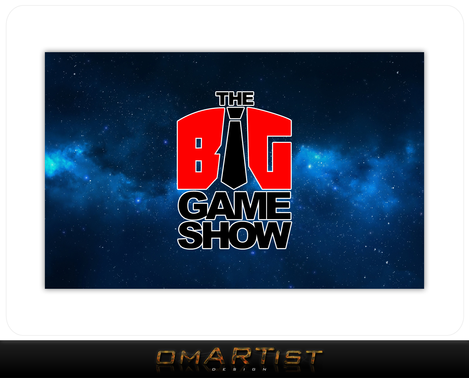 Custom Design by omARTist - Entry No. 5 in the Custom Design Contest Custom Design: Game Show storyboard layout.