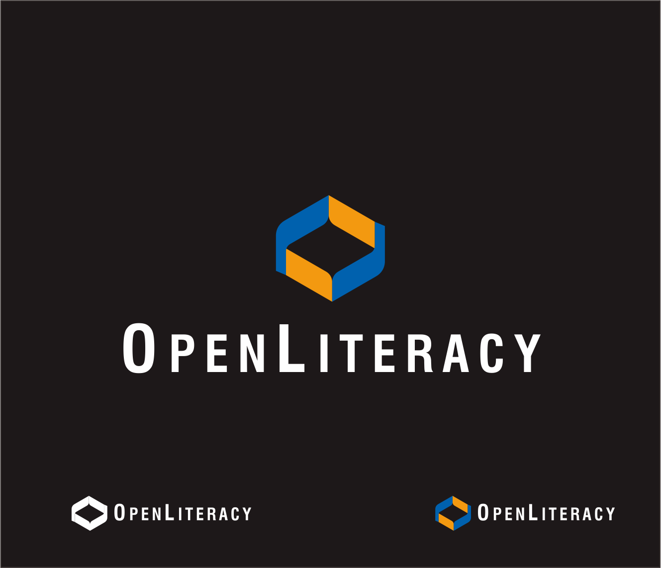 Logo Design by Armada Jamaluddin - Entry No. 83 in the Logo Design Contest Inspiring Logo Design for OpenLiteracy.