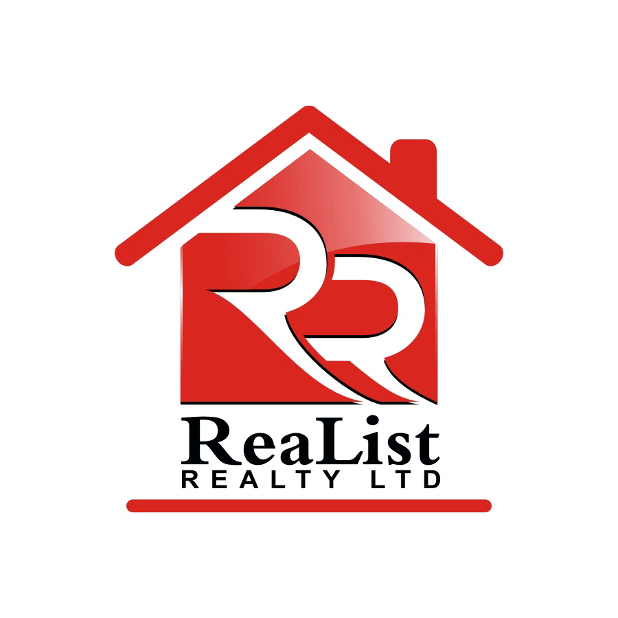 Logo Design by aspstudio - Entry No. 34 in the Logo Design Contest ReaList Realty International Ltd..