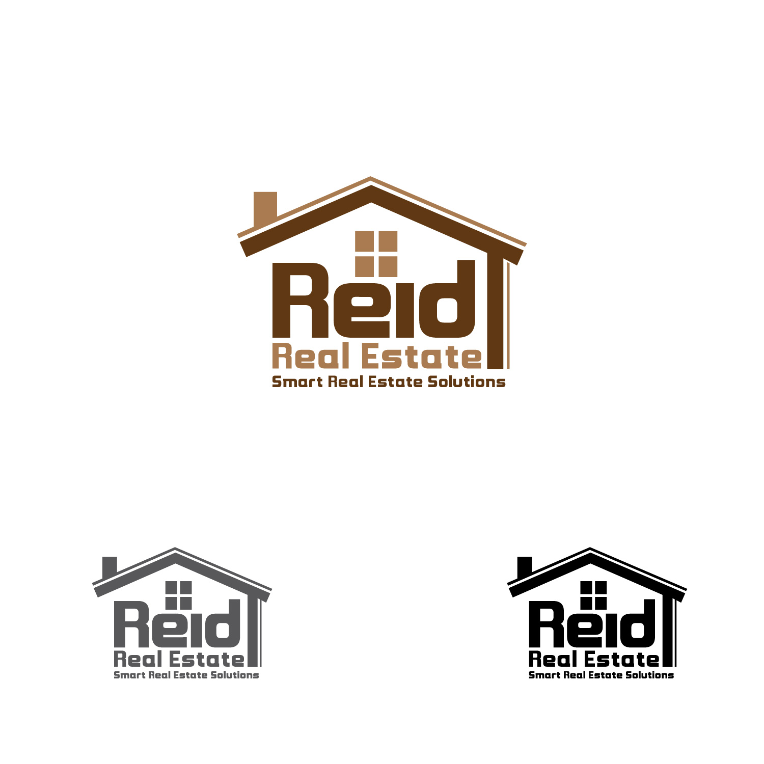 Logo Design by lagalag - Entry No. 29 in the Logo Design Contest Artistic Logo Design for Hadden Properties.