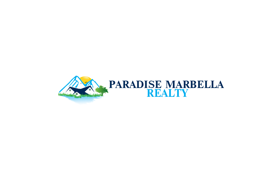 Logo Design by Digital Designs - Entry No. 70 in the Logo Design Contest Captivating Logo Design for Paradise Marbella Realty.