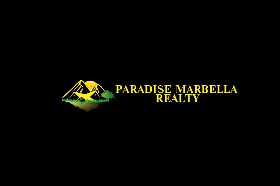 Logo Design by Digital Designs - Entry No. 71 in the Logo Design Contest Captivating Logo Design for Paradise Marbella Realty.