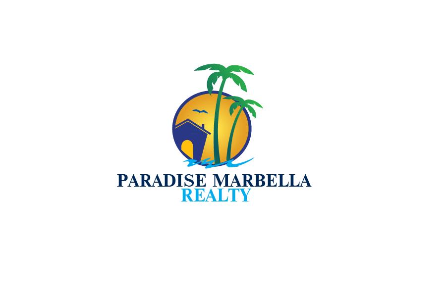 Logo Design by Digital Designs - Entry No. 72 in the Logo Design Contest Captivating Logo Design for Paradise Marbella Realty.