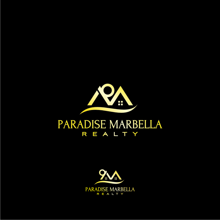 Logo Design by graphicleaf - Entry No. 78 in the Logo Design Contest Captivating Logo Design for Paradise Marbella Realty.