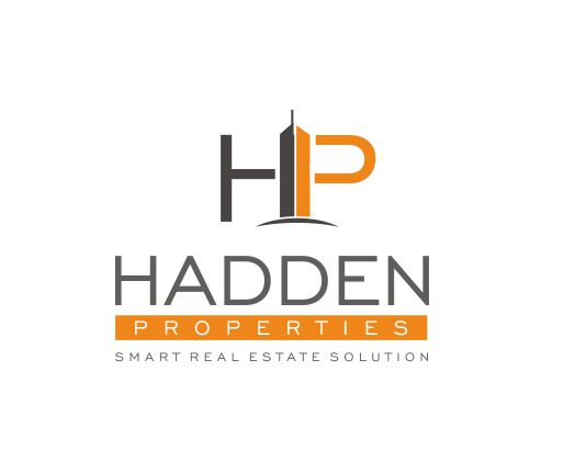 Logo Design by ronny - Entry No. 44 in the Logo Design Contest Artistic Logo Design for Hadden Properties.