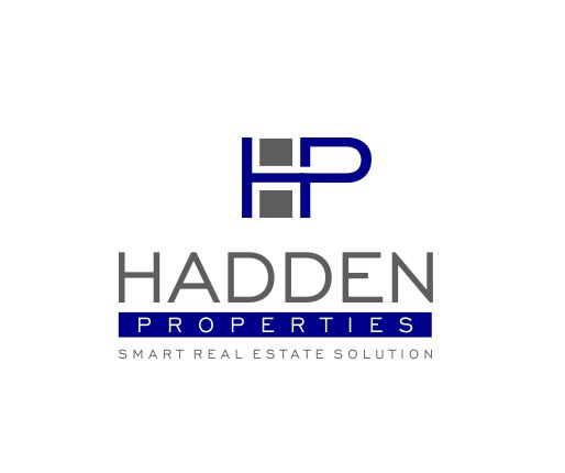 Logo Design by ronny - Entry No. 45 in the Logo Design Contest Artistic Logo Design for Hadden Properties.