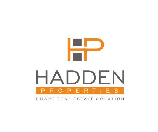 Logo Design by ronny - Entry No. 46 in the Logo Design Contest Artistic Logo Design for Hadden Properties.