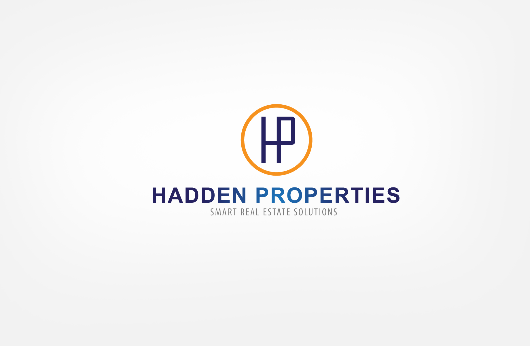 Logo Design by Jan Chua - Entry No. 57 in the Logo Design Contest Artistic Logo Design for Hadden Properties.
