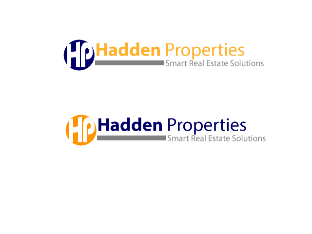 Logo Design by Jonathan Aclado - Entry No. 59 in the Logo Design Contest Artistic Logo Design for Hadden Properties.