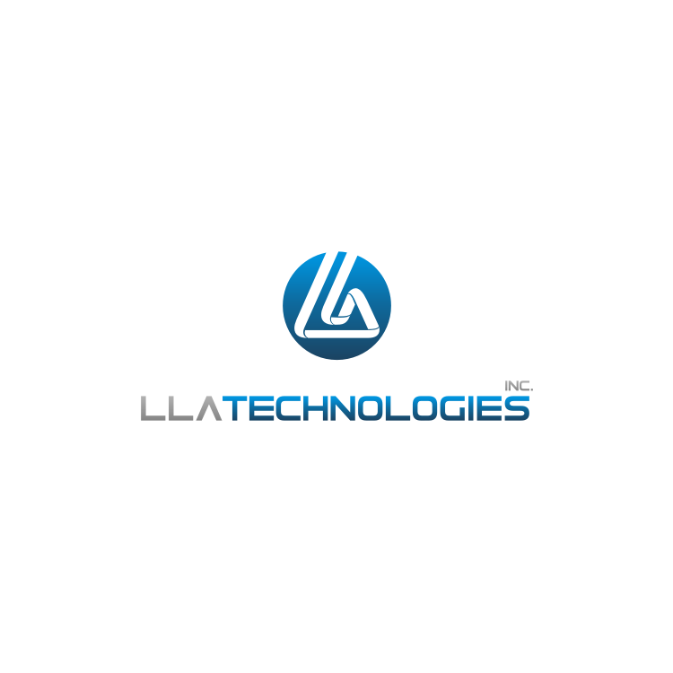 Logo Design by Muhammad Nasrul chasib - Entry No. 96 in the Logo Design Contest Inspiring Logo Design for LLA Technologies Inc..