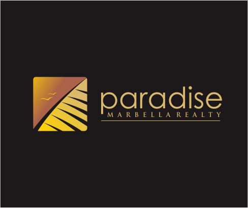 Logo Design by ronny - Entry No. 84 in the Logo Design Contest Captivating Logo Design for Paradise Marbella Realty.