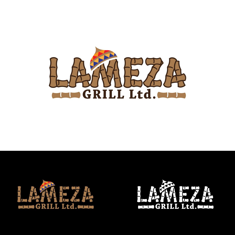 Logo Design by lagalag - Entry No. 35 in the Logo Design Contest Inspiring Logo Design for La Meza Grill Ltd..