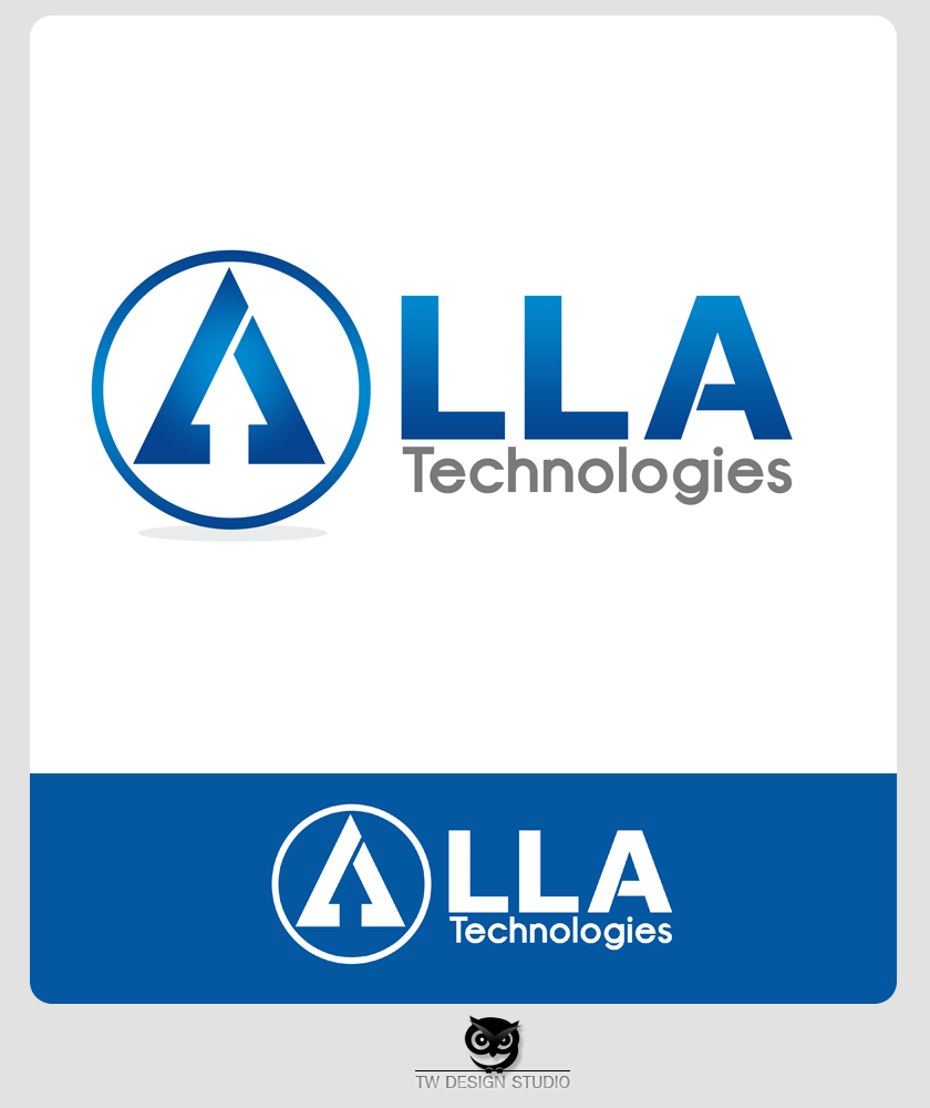 Logo Design by Private User - Entry No. 97 in the Logo Design Contest Inspiring Logo Design for LLA Technologies Inc..