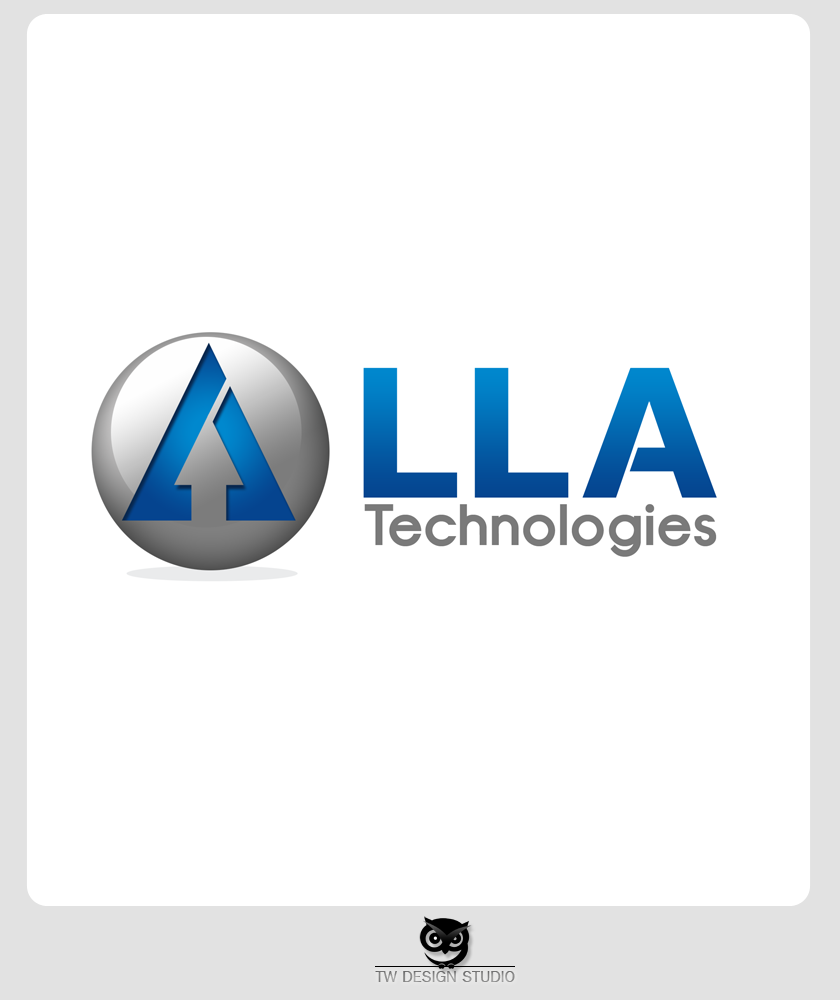 Logo Design by Private User - Entry No. 98 in the Logo Design Contest Inspiring Logo Design for LLA Technologies Inc..