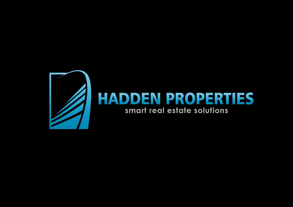 Logo Design by Respati Himawan - Entry No. 65 in the Logo Design Contest Artistic Logo Design for Hadden Properties.