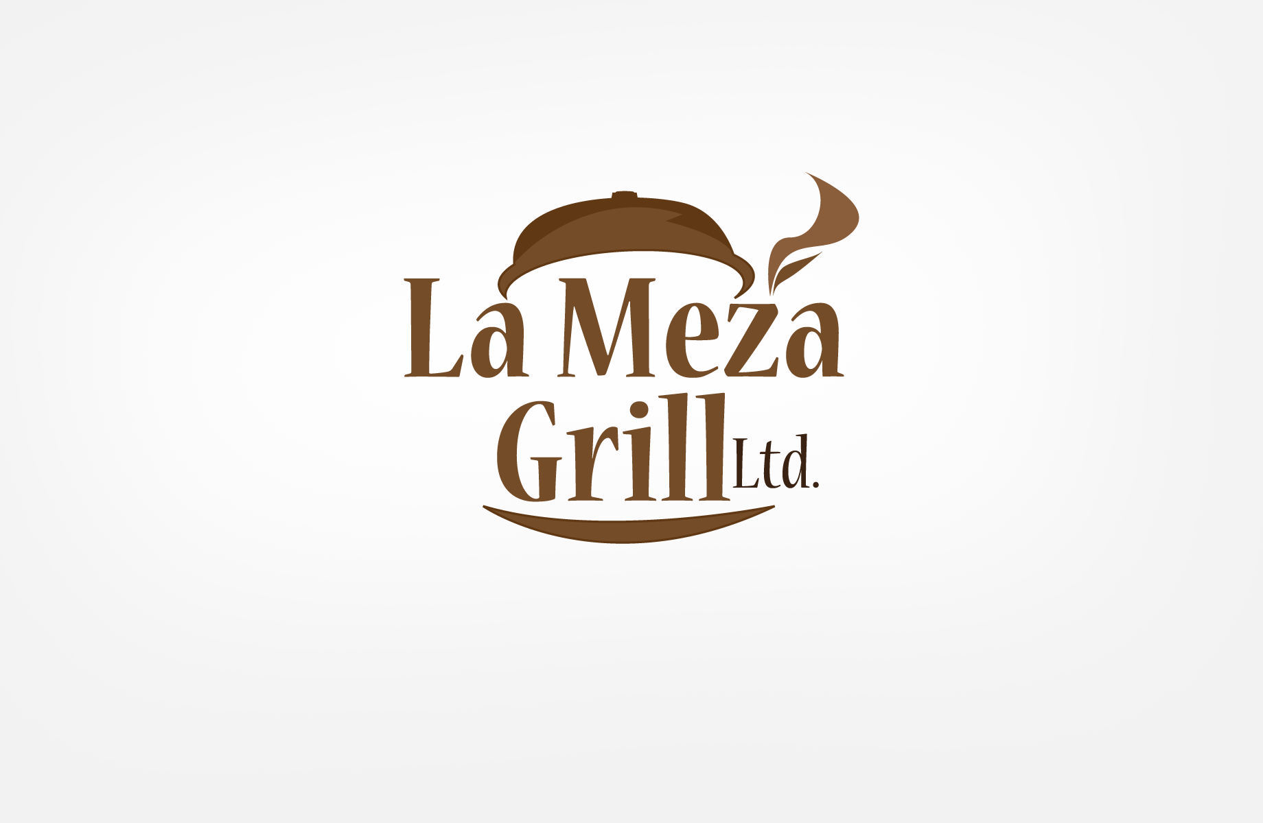 Logo Design by Jan Chua - Entry No. 37 in the Logo Design Contest Inspiring Logo Design for La Meza Grill Ltd..