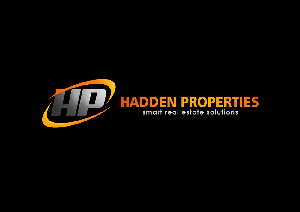 Logo Design by Respati Himawan - Entry No. 69 in the Logo Design Contest Artistic Logo Design for Hadden Properties.