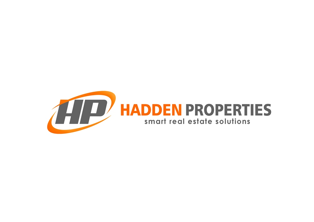 Logo Design by Respati Himawan - Entry No. 71 in the Logo Design Contest Artistic Logo Design for Hadden Properties.