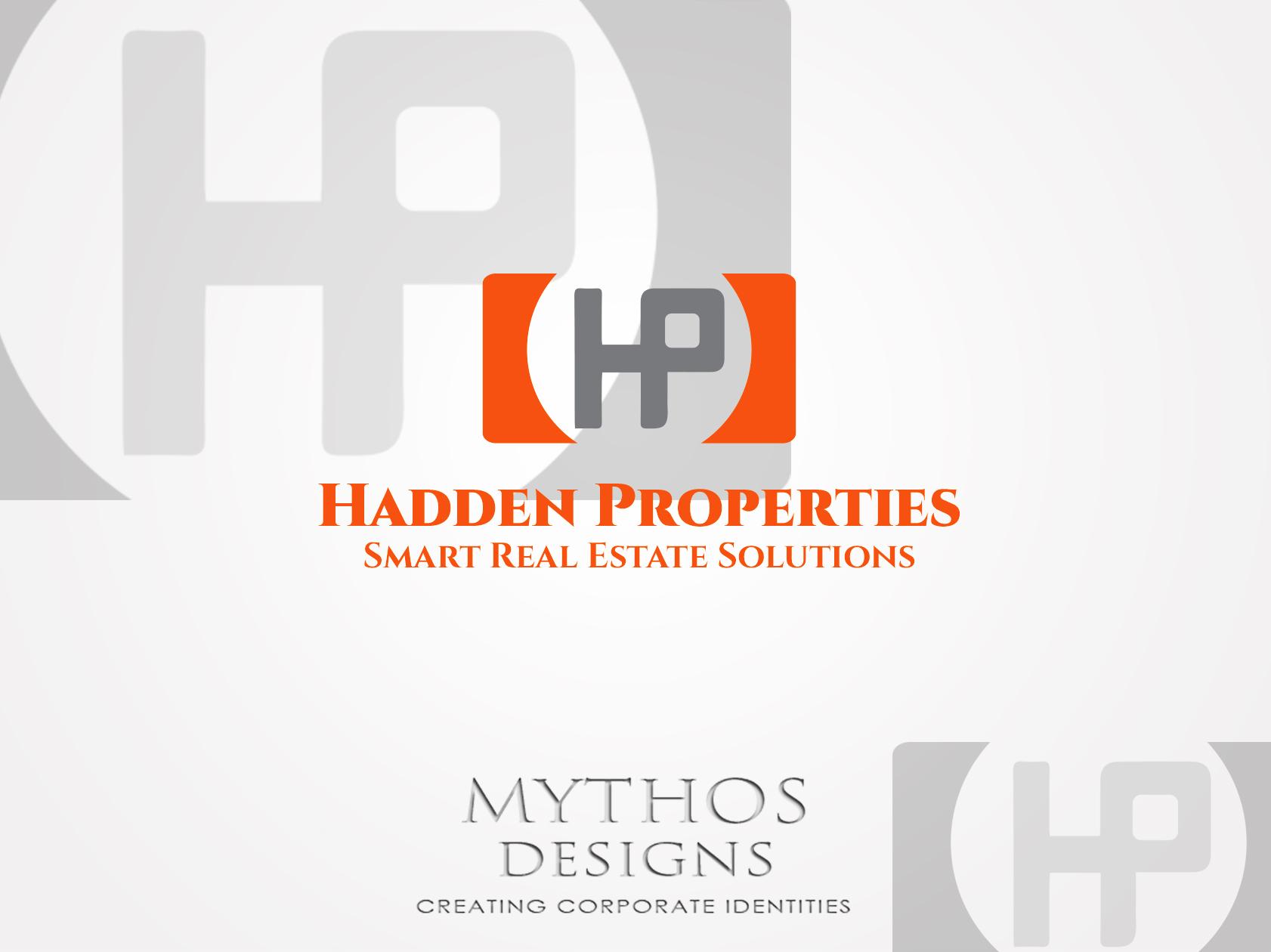 Logo Design by Mythos Designs - Entry No. 73 in the Logo Design Contest Artistic Logo Design for Hadden Properties.