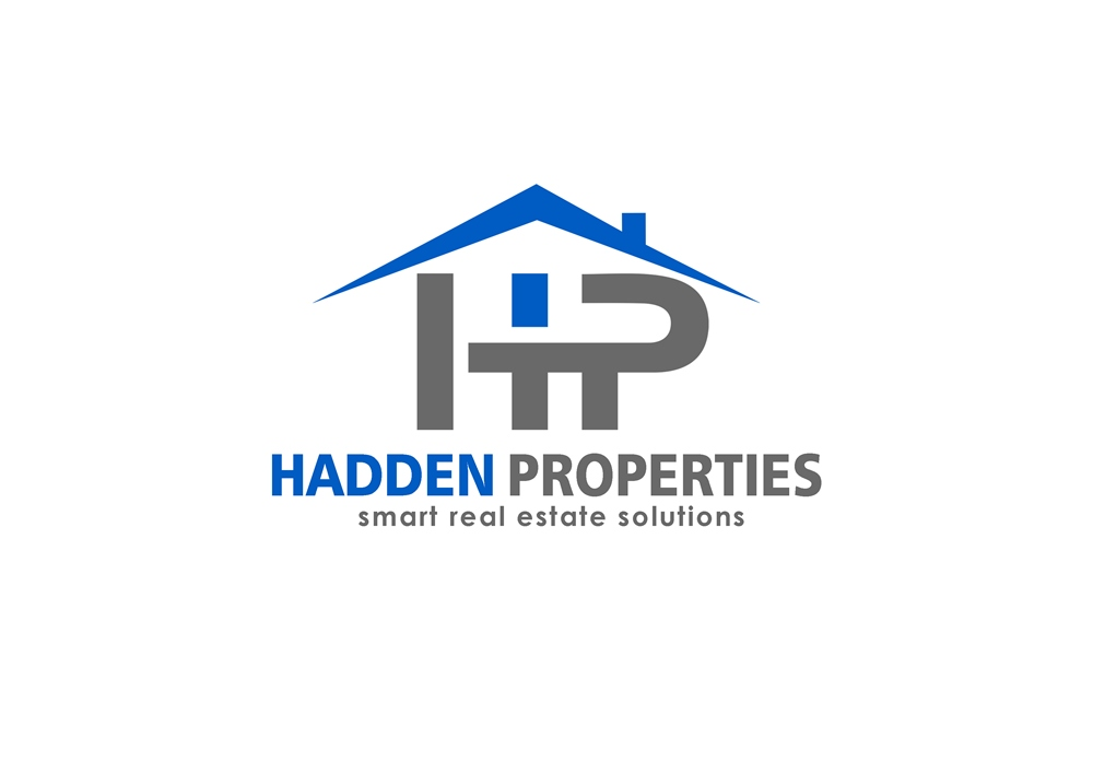 Logo Design by Respati Himawan - Entry No. 74 in the Logo Design Contest Artistic Logo Design for Hadden Properties.