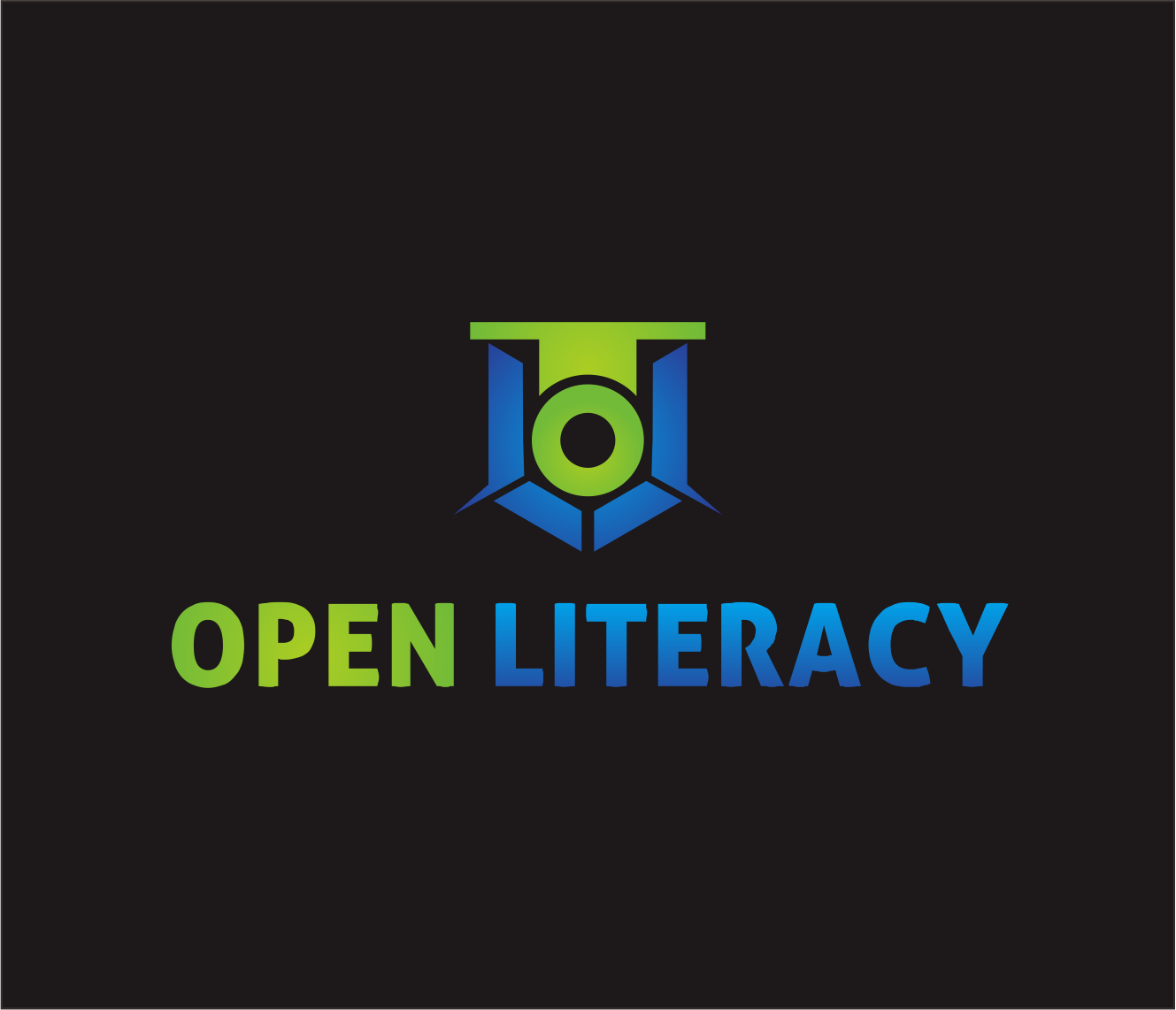 Logo Design by Armada Jamaluddin - Entry No. 103 in the Logo Design Contest Inspiring Logo Design for OpenLiteracy.