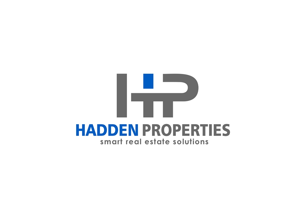 Logo Design by Respati Himawan - Entry No. 75 in the Logo Design Contest Artistic Logo Design for Hadden Properties.
